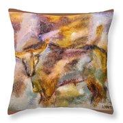 Istrian Bull -  Boshkarin Throw Pillow