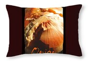 It Brings Tears To My Eyes Throw Pillow