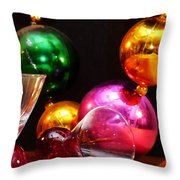 It Carnival Time Throw Pillow