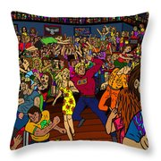 It Must Be Friday Throw Pillow