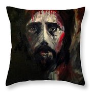 It Was Love Throw Pillow