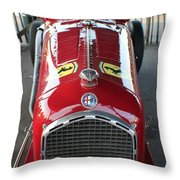 Italian Passion Throw Pillow