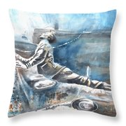 Italian Sculptures 04 Throw Pillow