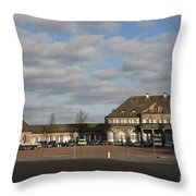 Italian Village  Dresden  Throw Pillow