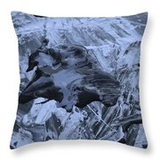 Its About Time Throw Pillow