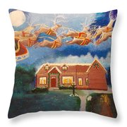 It's Christmas Time Throw Pillow