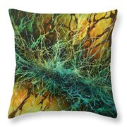 'its Complicated' Throw Pillow