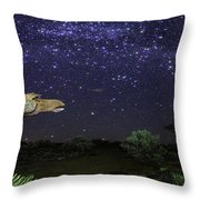 Its Made Of Stars Throw Pillow