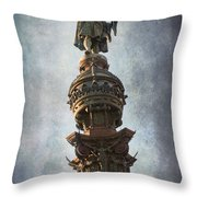 Its That Way Throw Pillow