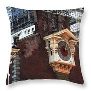 It's Time To Build Throw Pillow