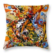 Iubiri Tomnatice 2 Throw Pillow