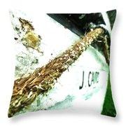 J. Cairo Throw Pillow