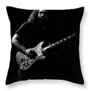 J G B #11 Throw Pillow
