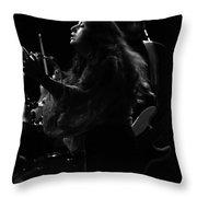 J G B #13 Throw Pillow