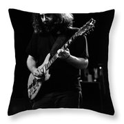 J G B #21 Throw Pillow
