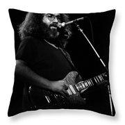J G B #29 Throw Pillow