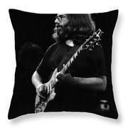 J G B #3 Throw Pillow