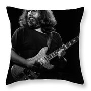 J G B #35 Throw Pillow