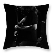 J G B #4 Throw Pillow