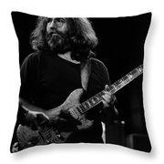 J G B #40 Throw Pillow