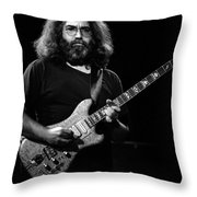 J G B #43 Throw Pillow