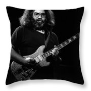 J G B #46 Throw Pillow