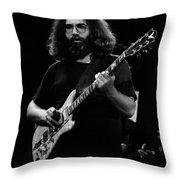 J G B #9 Throw Pillow