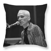 J. Geils Band Throw Pillow