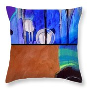 j HOT 12 Throw Pillow