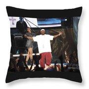 Ja Rule Throw Pillow