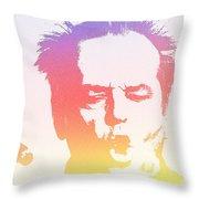 Jack Nicholson - 2 Throw Pillow