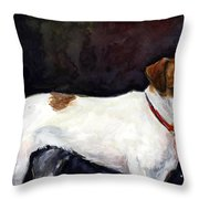Jack Trio Throw Pillow