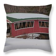 Jackson Xc Bridge Throw Pillow