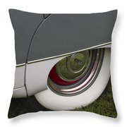 Jaguar Mk Ix Classic Throw Pillow