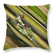 Jake Craig  Throw Pillow
