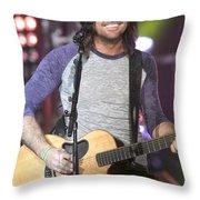 Jake Owen Throw Pillow