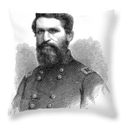James Gillpatrick Blunt (1826-1881) Throw Pillow