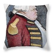 James Grant (1720-1806) Throw Pillow