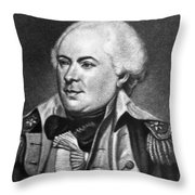 James Wilkinson (1757-1825) Throw Pillow