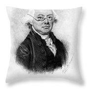 James Wilson (1742-1798) Throw Pillow