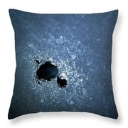 Jammer Abstract Cosmos 001 Throw Pillow