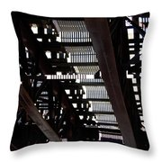 Jammer Architecture 008 Throw Pillow