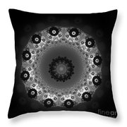 jammer Chandelier Throw Pillow