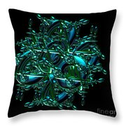 Jammer Chess In Motion Throw Pillow
