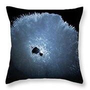 Jammer Cosmos Burst 001 Throw Pillow