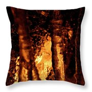 Jammer Fire And Ice 022 Throw Pillow