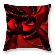 Jammer Rose 006 Throw Pillow