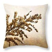 Janice Joplin Throw Pillow
