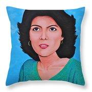 Jasmina Throw Pillow