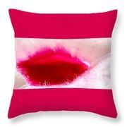Jasmine Kiss Throw Pillow